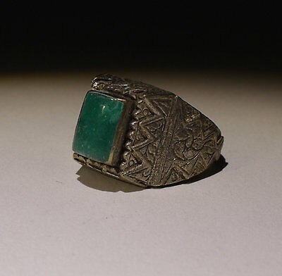 Nice Post Medieval Silver  Ring - No Reserve!!!