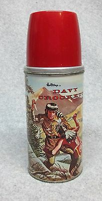Best-On-ebay 1955 DAVY CROCKETT Fighting Indian THERMOS  Unused MiNt  C#9.8