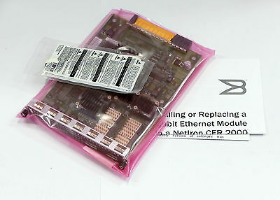 Brocade NI-CER-2024-2X10G / 2-Port 10G XFP Module for NI-CER-2024C/F