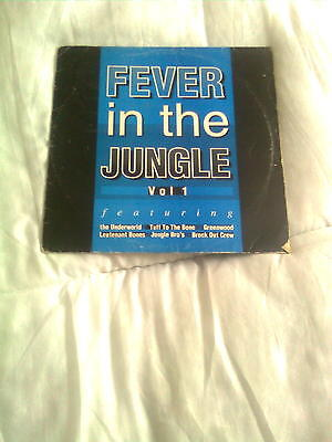 Various ‎– Fever In The Jungle Vol 1 (Rare)