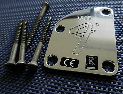 Fender USA Custom Shop Postmodern Journeyman Relic Stratocaster Strat NECK PLATE