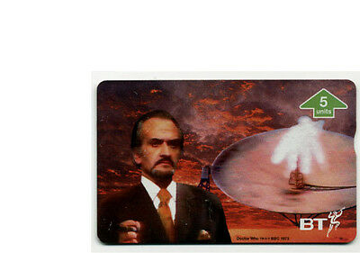 BT Phonecard - Doctor Who (10) - Terror Of The Autons