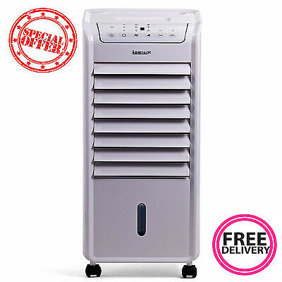 Air Conditioning Cooler Unit Igenix White Home Powerful 55W LED Display Office