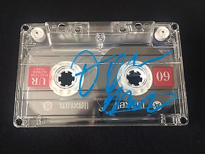 Rare Dylan Minette Signed Cassette Tape Exact Proof Clay Jensen 13 Reasons Why
