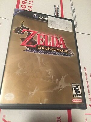 Legend of Zelda: The Wind Waker (Nintendo GameCube, 2003) Fast Shipping!!!