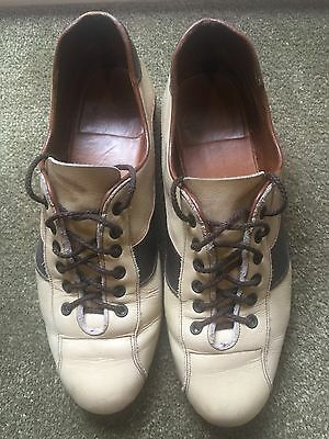 mens bowling shoes John Frith size 10,