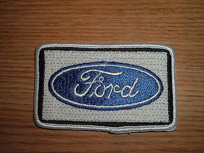 Vintage Ford Car Truck Embroidered Patch