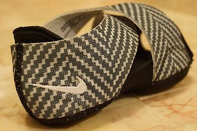 *RIGHT SHOE ONLY* Nike Studio Wrap Black Gray White Women's Size S (5.5-6.5)