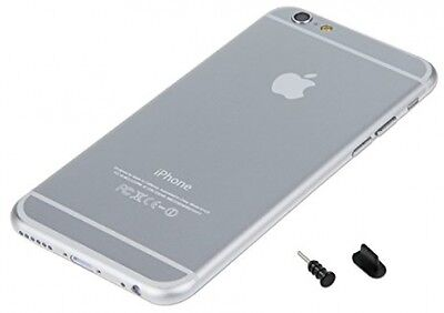 Kwmobile Anti-dust Protection Set For Apple IPhone 6 / 6 Plus In Silver - Your