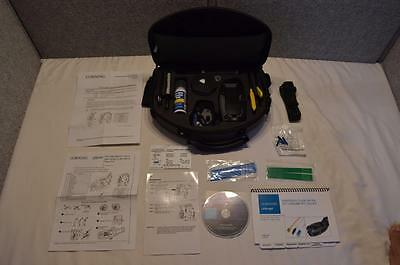 CORNING LANscape TKT-UNICAM-PFC FIBER CABLE TOOL KIT - EXCELLENT CONDITION