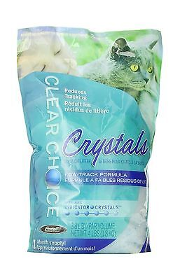 Clear Choice Silica Crystals Cat Litter Bag 4-Pound 4 lbs.