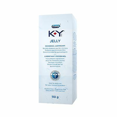 K-Y Jelly Vaginal Lube Moisturizer and Personal Lubricant Recommended by Gyne...