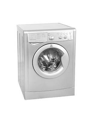 Lave linge sechant Indesit Silver IWDC7145S