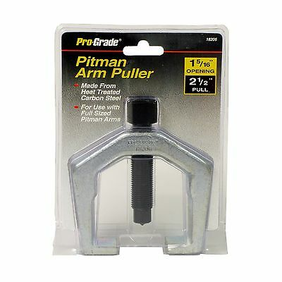 Pro-Grade 18206 Pitman Arm Puller 1-5/16-Inch Opening Size 2-1/2-Inch Full