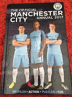 Manchester City 2017 Annual