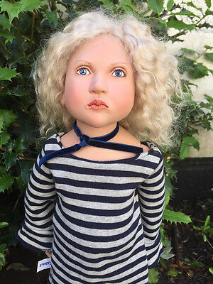 Zwergnase Junior Doll Anuschka From 2006 Collection NEW