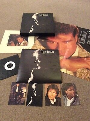 Cliff Richard Always Guaranteed Boxed Limited Edition With Extras Vinyl LP
