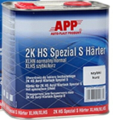 17.33eur/lhaerter XLHN for Acrylic Clearcoat /Acrylic coatings HS Special S