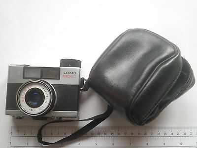 Vintage Photo Camera 135 Bc Lomo Russia Photography,with Case