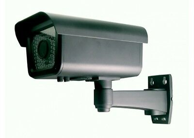 Apc-34Wp Professional High Contrast License Plate Recognition Camera