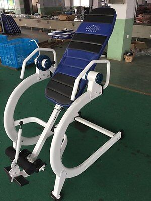 Luxor Health LH-3 Inversion Table (TOP QUALITY & GYM QUALITY PRODUCT 120 LBS.)