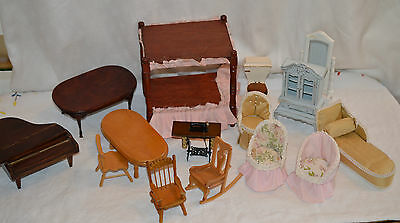 Joblot 12Th Scale Dollshouse Furniture Some Fixer Uppers