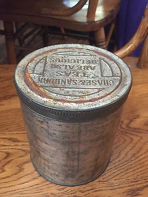 Vintage Chase And Sanborn's Coffee Tin