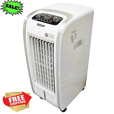 Air Cooler Home Conditioning Heating Function Unit Igenix White Powerful 2000W
