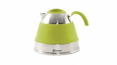 Outwell Collaps Kessel 2.5 Liter lime * UVP 59,90