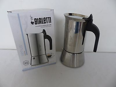 Bialetti Venus Induction Stove-top Coffee Maker 6 Cups