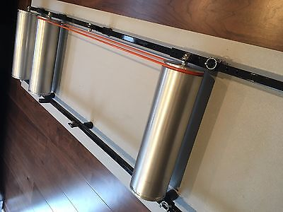 """Kreitler Rollers Alloy 4.5"""" Cycling Track"""