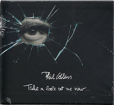 PHIL COLLINS Take A Look At Me Now COLLECTOR'S EDITION 2-CD Box Set (Face Value)