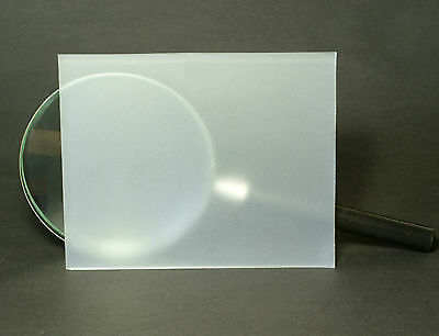 Medium format Ground Glass Focusing Screen