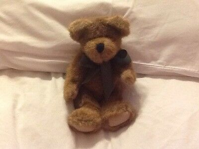"""9"""" Boyds Fully Jointed Bear"""