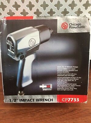 """NEW Chicago Pneumatic 1/2"""" Impact Wrench"""