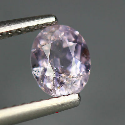 0.77 Cts_Simmering Ultra Nice Gemstone_100 % Natural Light Purple Scapolite