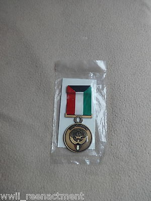 Full Size ORIGINAL Medal for LIBERATION OF KUWAIT - Kuwait issue 5th class