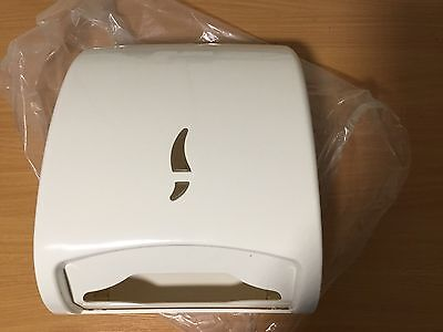 Plastic Hand Towel Dispenser 506883 New And Boxed With Keys And Fixings