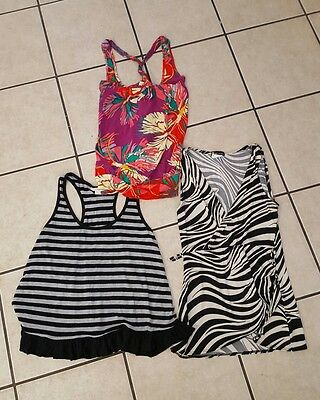 Womens Shirts size Wet seal, Forever 21 etc. lot 3 size medium