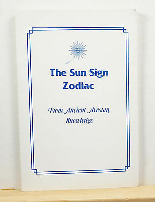 The Sun Sign Zodiac From Ancient Avestan Knowledge - Hanish Theosophy Astrology