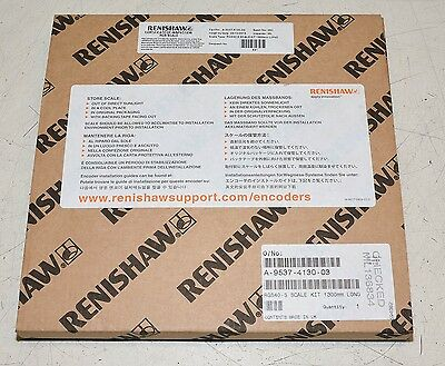 Renishaw RGS40-2 SCALE KIT 1300mm LONG A-9537-4130-03 NEW