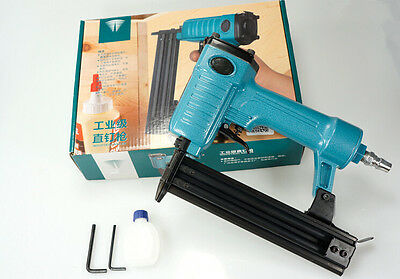 Free Shipping Air Stapler Air Nailer Gun Straight Nail Gun Pneumatic Tools Air
