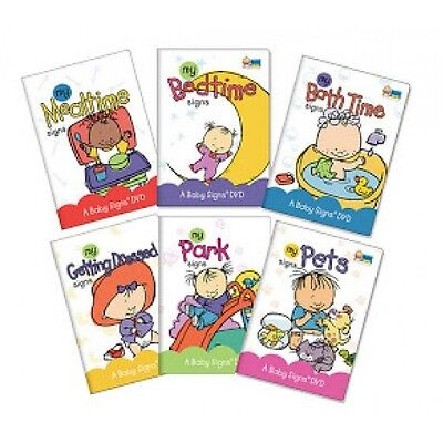 Baby Signs DVDs by Drs. Acredolo & Goodwyn