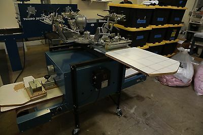 HIX Little Pro Silk Screen Printing and Oven 4 Color 1 Station