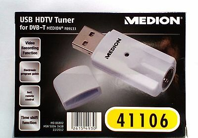 USB TV Tuner HD Video Recorder @@ Full Sized Antenna Connector @@ BRAND NEW