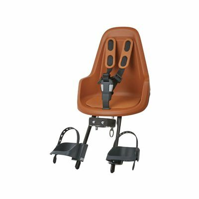 Bobike seat bicycle one mini front brown child