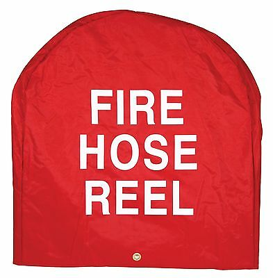 PVC Fire Hose Reel Cover Safety