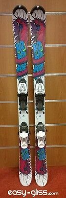 Skis K2 Juvy D'Occasion + Fixations