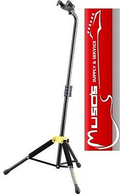Hercules GS414B floor guitar stand with Auto grab $49