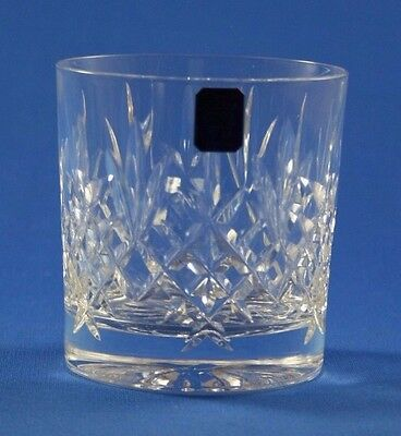EDINBURGH CRYSTAL -  LOMOND -  9oz OLD FASHIONED WHISKY GLASS 8.4cm  /  3 1/4""